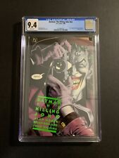 BATMAN: THE KILLING JOKE #nn DC.COMIC 1988 (W/P) 1ST EDITION. CGC 9.4  NEW CASE!