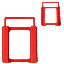 """Festplatte HDD Einbau Rahmen 3.5"""" auf SSD 2.5"""" Notebook Adapter Halter Halterung"""