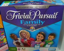 Genuine Hasbro Parker Brothers Trivial Pursuit Family Board Game