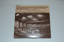 Alan Hovhaness, Julius Chajes, William Brown - David Amos, Israel Philharmonic