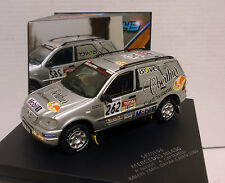 Skid 1/43 Mercedes ML430 #262 Paris-Dakar 2000