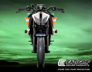 Motorcycle Stone Chip Protection PPF KTM 1290 SUPER DUKE R 2021+