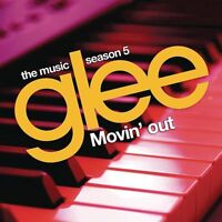 Movin' Out Glee Cast Audio CD