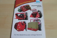 140418) BVL van Lengerich - Silageentnahmetechnik - Prospekt 10/2009