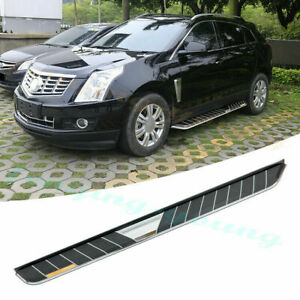 fits for Cadillac SRX 2011 2012 2013 2014 2015 Running board nerf bar side step