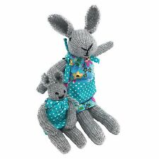 Knit your own Bunnies Kit by The Crafty Kit Company