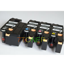 4 x Toner For Xerox Phaser 6010 6000 Workcentre 6015  { 106R01631 ~ 106R01634 }