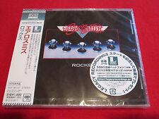 AEROSMITH - ROCKS - JAPAN BLU-SPEC2 CD - SICP-30102 JEWEL CASE