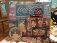 Coca Cola Calendar 1997