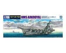 Aoshima 1/700 HMS Ark Royal Porte-avions britannique vs U-Boat 81 # 010228