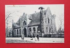 AK DOBERAN um 1910 Küsterhaus zu Doberan mit Kindern   ( 36414