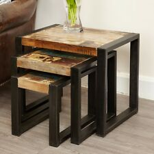 Urban Chic Nest of Tables Set of 3