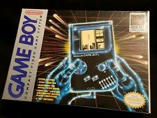 Game Boy original 1989 DMG-01, Almost completeGameboy in box