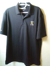 Frito Lay L A Metro embroidered Logo Black Work Polo L Uniform Golf Shirt # LL