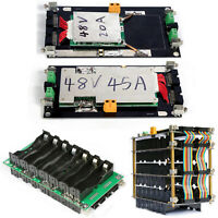 48V 13S 14S 20/45A Battery Box Board for 18650 Power Pack Li-ion Lithium Battery