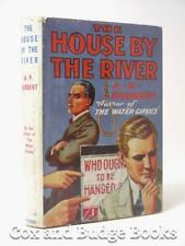 A P HERBERT The House by the River 1949 HB in original DW, a classic thriller