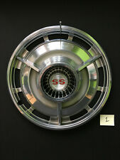 "Vintage 1963 1964 Chevy II SS Wheel Cover 14"" 3266 Nova Hubcap 3827419"