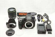 PENTAX K-5 16.3MP Digital SLR Camera Body w/ smc DA 18-135mm WR Lens #200814c