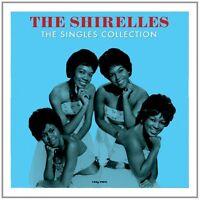 THE SHIRELLES THE SINGLES COLLECTION VINYL LP