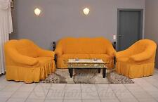 koltuk örtüsü ALMANYA Takimi 3+2+1 Seater Cover Housse de Canape диван КРЫШКА
