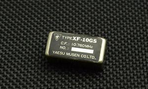 Yaesu FT-901/902 DE DM - XF-10GS - CRYSTAL FILTER  - 90 DAYS WARRANTY