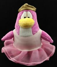 Disney Club Penguin BALLERINA Plush without Coin