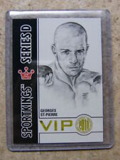 2010 Sportkings VIP Promo National GEORGES ST-PIERRE