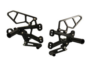 FXCNC Racing Front Rearset Foot Rest FIT BMW S1000RR HP4 2009-2014 2013 2012