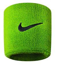 Serre-poignets Nike Swoosh Vert Lemon x 2