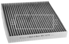 Borg & Beck Interior Air Filter Cabin Pollen BFC1270 - GENUINE - 5 YEAR WARRANTY