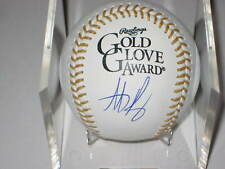 ANTHONY RIZZO (Cubs) Signed Official GOLD GLOVE MLB Baseball - MLB Authenticated