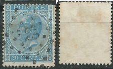 Belgium Belgica Scott # 19 (o) 1867