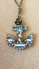 ANCHOR NECKLACE, CHRISTMAS, BIRTHDAY, AND MORE