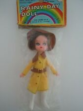 Miniature Dollhouse WASH DAY sign 1:12 clothes line for dolly little girl apron