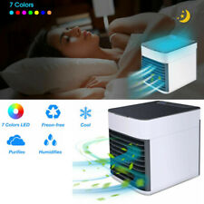 Like Blaux Evaporative Air Cooler Fan Air Conditioner Cooling Humidifier Desk