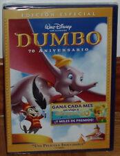 DUMBO DVD CLASICO DISNEY Nº4 EDICION ESPECIAL NUEVO PRECINTADO  (SIN ABRIR) R2