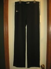 Under Armour Youth All Season Gear Semi-Fitted Pants BLACK Size YXL, EUC