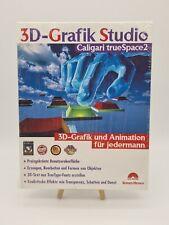 3D Grafik Studio - Caligari TrueSpace2 - Windows 95/98 - NEU & OVP!!