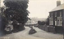 Bourn. Road & Railings.