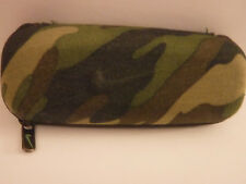 Nike Camouflage Eyeglass Case -  with glass cleaning cloth - Preowned
