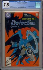 Detective Comics #578 - CGC 7.5 - YEAR 2 PART 4 - 1266168009