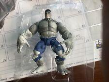 New listing Marvel Legends - Savage Grey Hulk from 2007 Fin Fang Foom Baf Series, loose