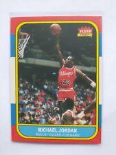1986 Fleer MICHAEL JORDAN *ROOKIE* *REPRINT*  Lot of 10