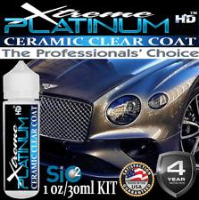 CERAMIC PRO GRADE SHINE ARMOUR COATING CAR POLISH WAX GLASS COAT PLATINUM KIT
