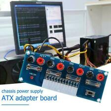 XR-M229 Desktop PC ATX Transfer Board Power Supply Adapter Supply Test Module