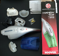 Aspirabriciole Hoover Handy Plus azzurro