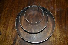 Stainless  grade 304 casting rings