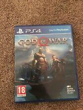 God of War (Sony PlayStation 4, 2018) ps4