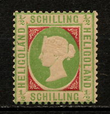 (YYAD 821) Heligoland 1872 MNH Mich 6C Helgoland