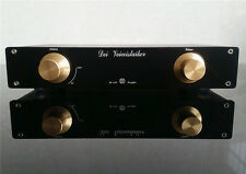 Mini MBL6010 Preamplifier With AD797ANZ Opamps Finished 110V